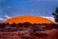 Sunrise Ayers Rock - Uluru