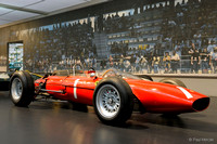 Ferrari Formula One 156 (driven by Surtees, Mairesse and Bandini) - 1963