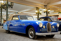 Bugatti type 57 cabriolet - 1936 (new coachwork in 1950 by Saoutchick)